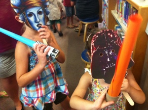 Raising Star Wars Girls