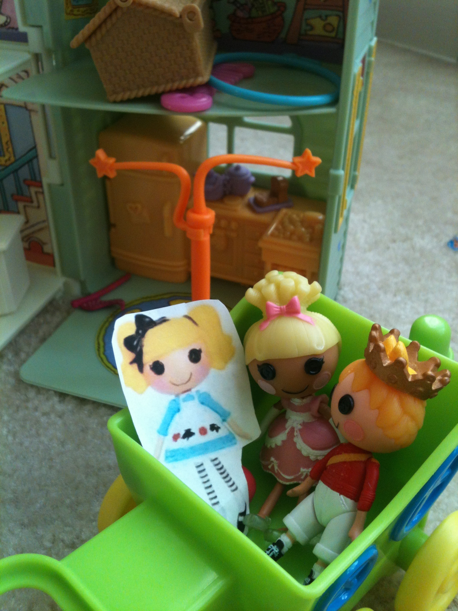 The Case Of The Missing Lalaloopsy Piperism